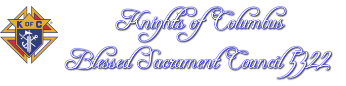 Knights of Columbus Blessed Sacrament Council 5322
